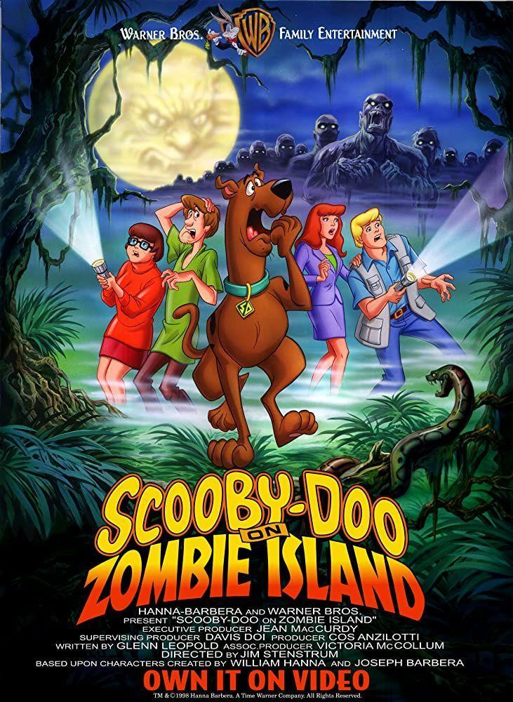 """<p>There are lots of Scooby Doo movies about ghosts and bad guys wearing masks, but Zombie Island, like, totally takes the cake.</p><p><a class=""""link rapid-noclick-resp"""" href=""""https://www.amazon.com/Scooby-Doo-Zombie-Island-Scott-Innes/dp/B019CVC3UW/ref=sr_1_1?dchild=1&keywords=Scooby+Doo+on+Zombie+Island+%281998%29&qid=1603106681&sr=8-1&tag=syn-yahoo-20&ascsubtag=%5Bartid%7C2139.g.32998129%5Bsrc%7Cyahoo-us"""" rel=""""nofollow noopener"""" target=""""_blank"""" data-ylk=""""slk:WATCH HERE"""">WATCH HERE</a></p>"""