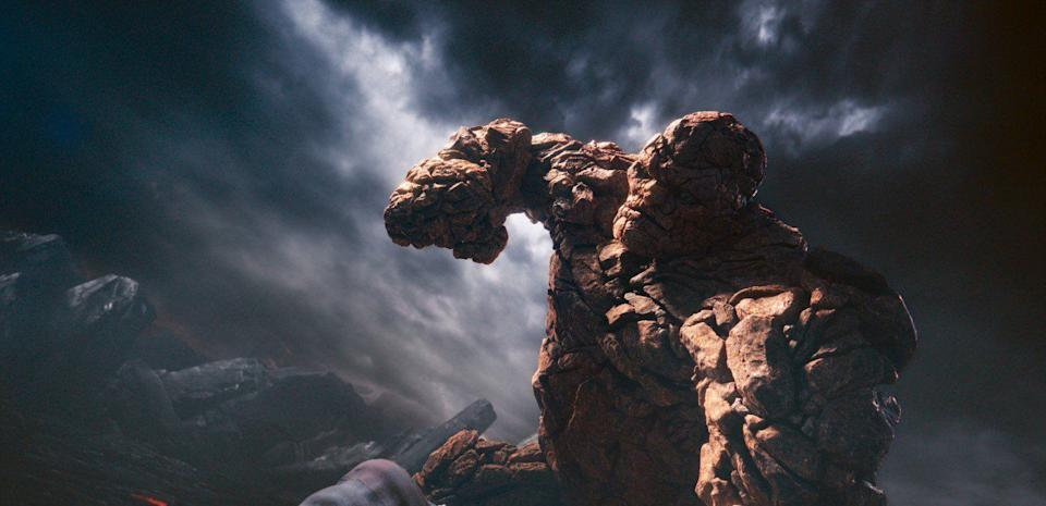 <i>Fantastic Four</i> was clobbered by critics upon release, and has a 9% Tomatometer rating. (20th Century Fox)