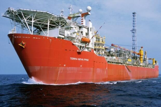 The Terra Nova FPSO began producing oil in Newfoundland's offshore in 2002, but its future is now uncertain, since it requires an expensive life extension overhaul.