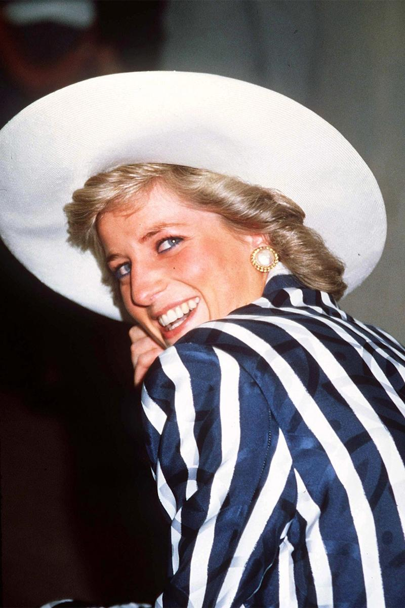 Princess Diana made a final trip to Australia after her divorce, just before her death on August 31, 1997.