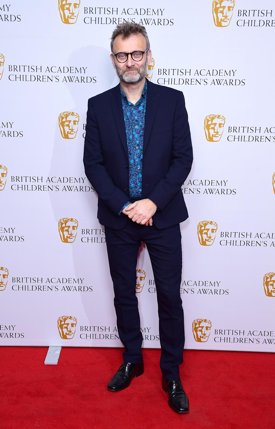 Hugh Dennis at the British Academy Children's Awards at the Roundhouse,.London.