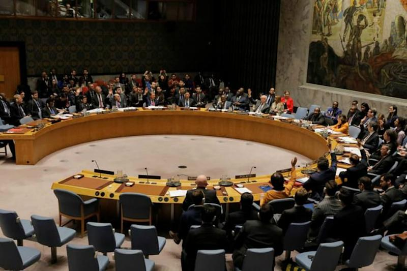 To Mention or Not to Mention WHO, that is UN Security Council Question