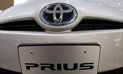 Toyota Issues UK Car Recall Over Brakes