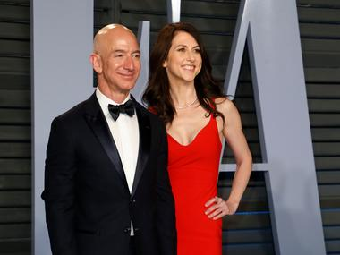 Amazon CEO Jeff Bezos, wife MacKenzie announce plan to divorce after 25 years of marriage