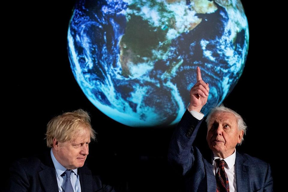 <p>The government has confirmed reports it will slash emissions by 78 per cent by 2035</p> (Getty Images)