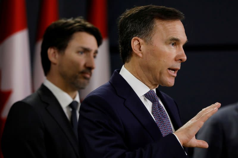 Bill Morneau: Canada finance minister quits amid charity probe