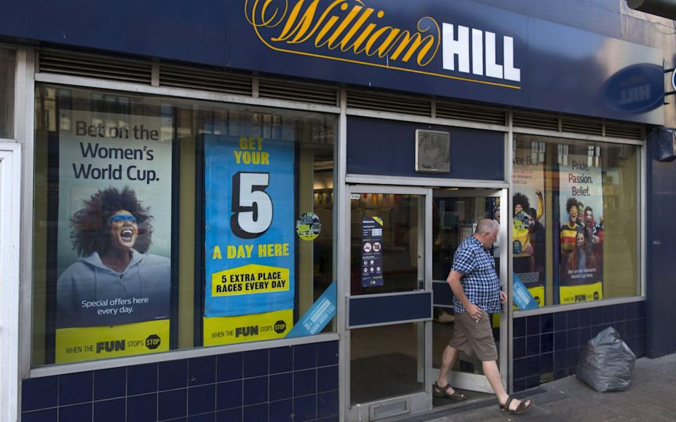 William Hill - Matthew Horwood/Getty Images
