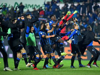 Serie A: Champions League chasers Atalanta surge back to top-four with hard-fought victory over Udinese
