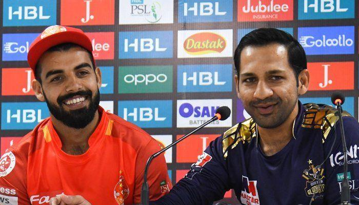 Shadab and Sarfaraz will be looking to get their respective teams off to a winning start