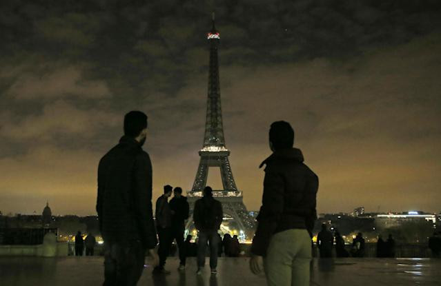 <p>No. 17: Paris, France<br>Cost of a date: $117.30<br>(AP Photo/Michel Euler) </p>