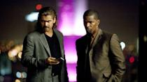 """<p>""""<em>Miami Vice</em>? I didn't like it so much. I understood that we were trying to paint a relationship with Tubbs and Crockett that was so grounded and familiar that there was no need for them to incessantly talk to each other – or look at each other – over two and a half hours."""" <em>Miami Vice</em> was released in 2006, and Michael Mann hasn't asked Farrell to be in any more of his movies. </p>"""