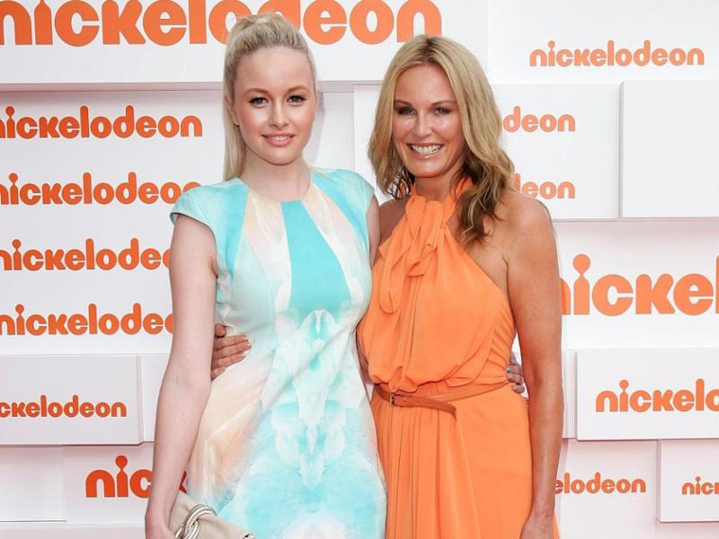 Simone was friends with Charlotte after meeting whilst in Australia's Next Top Model in 2011. Source: Getty