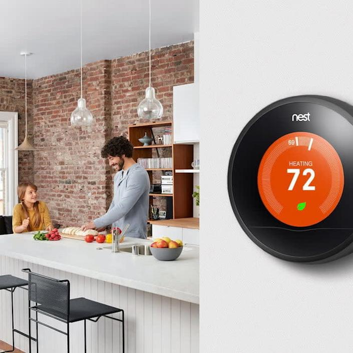 smart thermostat deals - Nest 3