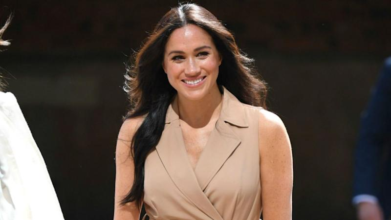 Meghan Markle Delivers a Touching Speech in Honor of International Day of the Girl