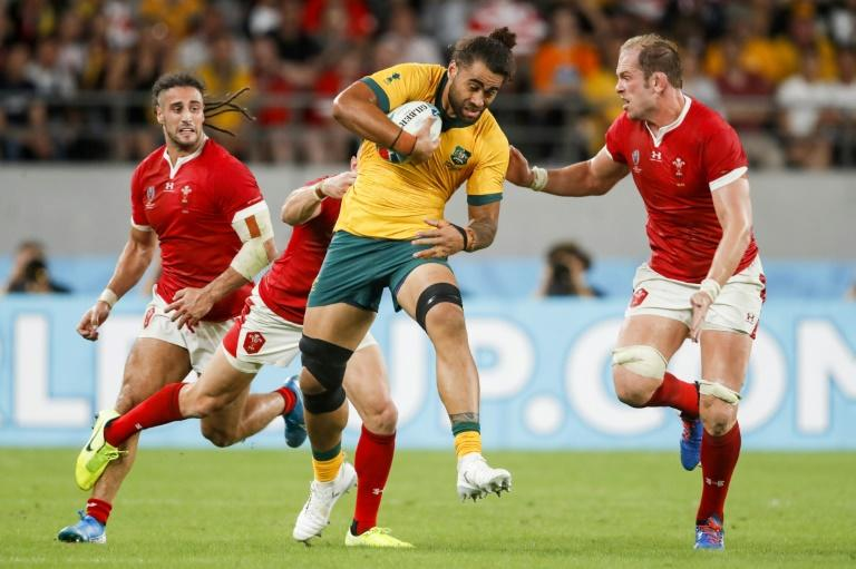 Rennie revamping Wallabies' team culture: Salakaia-Loto
