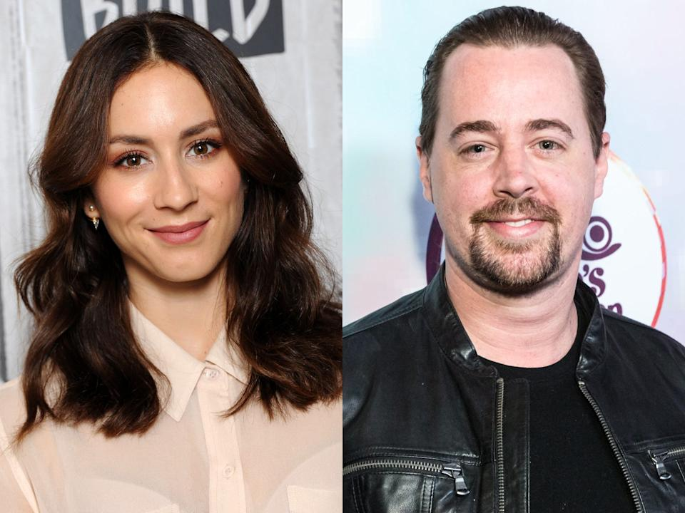 troian bellisario sean murray
