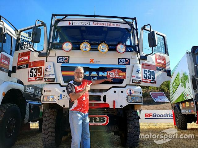"#539 Rafa Tibau, Ramón María Invernon, TH Trucks <span class=""copyright"">Press Image</span>"