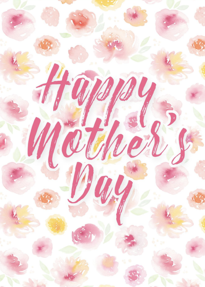 """<p>When you print this out, it will look like you took the time to watercolor the card yourself. And the pastel color scheme goes so well with the season. </p><p><em><strong>Get the printable at <a href=""""https://www.printprettycards.com/2020/05/mothers-day-printable-cards.html"""" rel=""""nofollow noopener"""" target=""""_blank"""" data-ylk=""""slk:Print Pretty Cards"""" class=""""link rapid-noclick-resp"""">Print Pretty Cards</a>.</strong></em></p>"""
