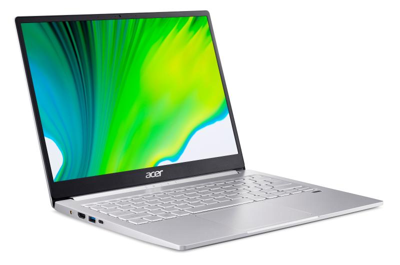 One of Acer's latest Swift 3 laptops (model SF313-53)