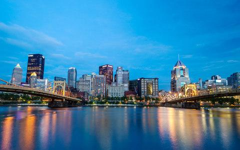 Pittsburgh swapped steel for silicon - Credit: GETTY