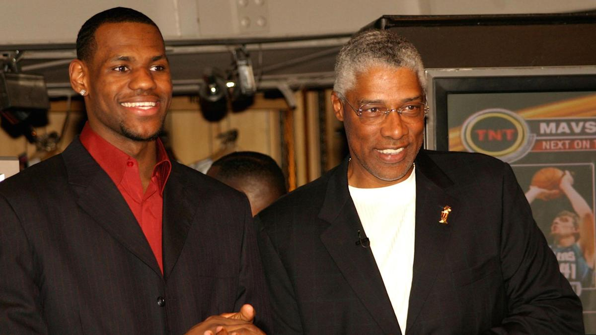 Julius Erving on Why LeBron James Isn't on His Top Two All-Time NBA Teams