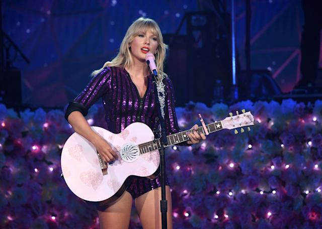Taylor Swift Once Threatened Microsoft Over Artificial