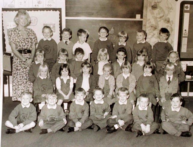 Dunblane pupils