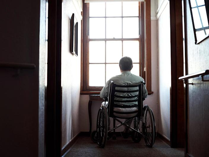Terminally ill people expected to live longer than six months are disadvantaged by current benefit rules: Getty