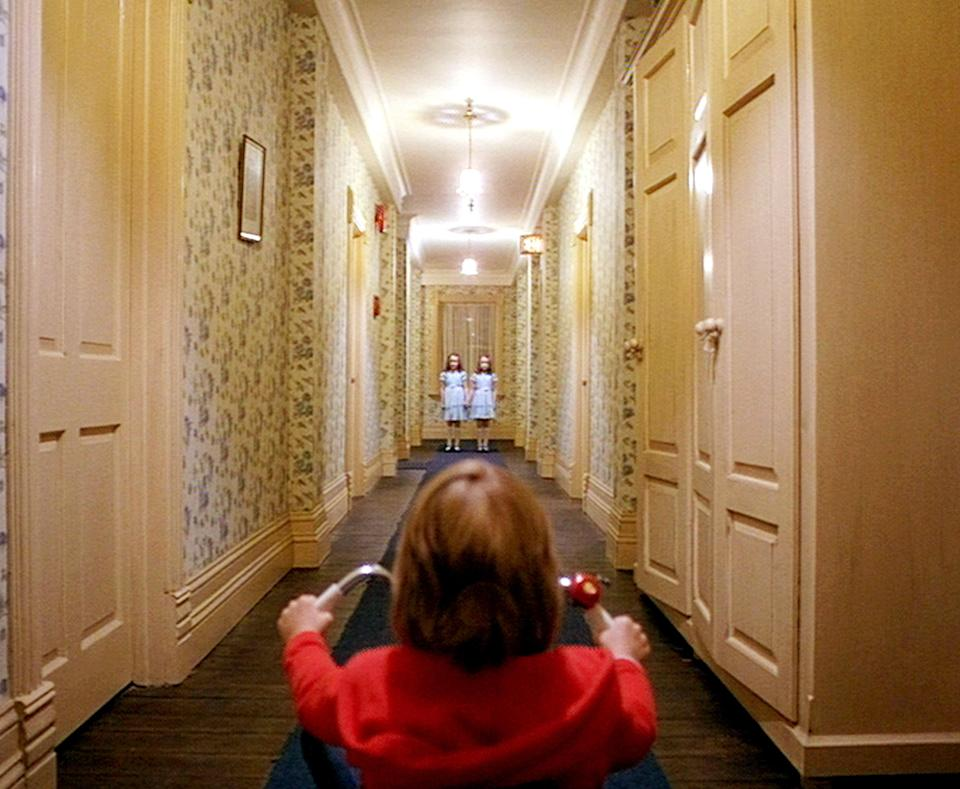 """<p>Director Stanley Kubrick's adaptation of the beloved Stephen King novel is a haunting and visually stunning masterpiece. That alone would enough to make <em>The Shining</em> a horror classic, but Jack Nicholson's chilling performance as a man descending into madness takes this to new heights.</p> <p><em>Available to rent on</em> <a href=""""https://www.amazon.com/Shining-Jack-Nicholson/dp/B000GOUMPI/ref=atv_dl_rdr"""" rel=""""nofollow noopener"""" target=""""_blank"""" data-ylk=""""slk:Amazon Prime Video"""" class=""""link rapid-noclick-resp""""><em>Amazon Prime Video</em></a><em>.</em></p>"""