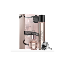 """<p><strong>Viktor&Rolf</strong></p><p>sephora.com</p><p><strong>$35.00</strong></p><p><a href=""""https://go.redirectingat.com?id=74968X1596630&url=https%3A%2F%2Fwww.sephora.com%2Fproduct%2Fflowerbomb-travel-duo-P261810&sref=https%3A%2F%2Fwww.goodhousekeeping.com%2Fbeauty-products%2Fg33380692%2Fcheap-perfume-for-women%2F"""" rel=""""nofollow noopener"""" target=""""_blank"""" data-ylk=""""slk:Shop Now"""" class=""""link rapid-noclick-resp"""">Shop Now</a></p><p>This scent is one of Sephora's best-sellers — the travel size alone has over 1,000 reviews. It's a <strong>warm and spicy floral scent featuring jasmine and orange blossom notes.</strong> Not only does it come with a completely filled mini bottle, it also comes with refill liquid and a funnel for easy transfer. </p>"""
