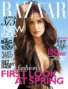 "Demi Moore: I Never Thought People Would Say I Was ""Too Thin"""