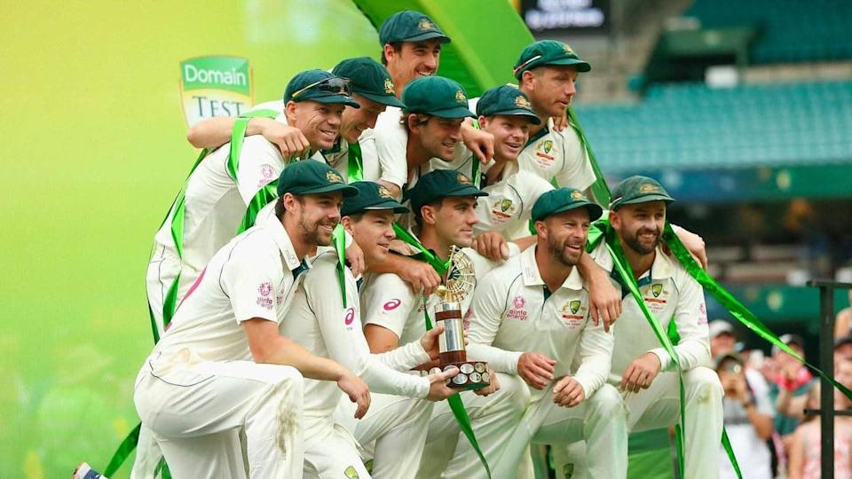 Australia replace India from top in World Test Championship table