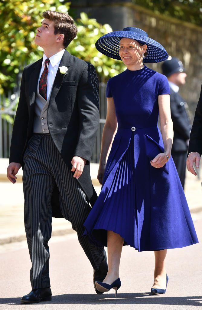 <p><strong>Branch of the Family Tree:</strong> Son of Lady Sarah Chatto; grand-nephew of Queen Elizabeth II</p>