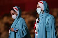 <p>Irán (Photo by HANNAH MCKAY/AFP via Getty Images)</p>