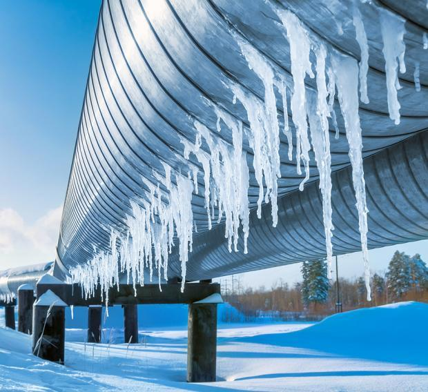 Frigid Weather Leads to Record-High Natural Gas Withdrawal