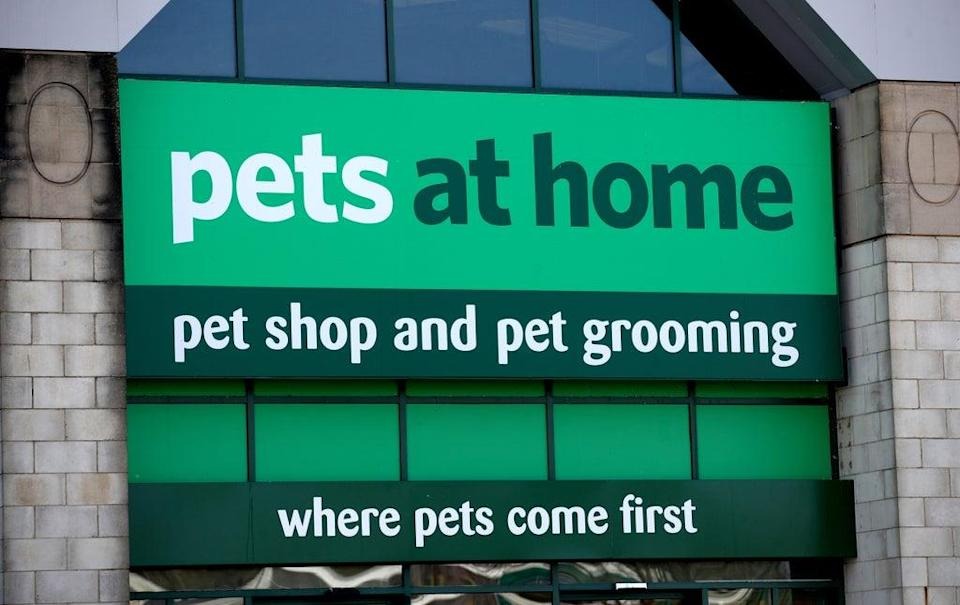 Pets at Home will be closed on Boxing Day this year (Tim Goode/PA) (PA Archive)