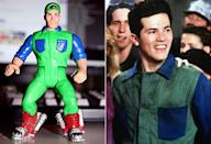 <p>As if being in 'Super Mario Bros.' weren't embarrassing enough, they had to go and do this to John Leguizamo. (Photo: Palgn/Everett)</p>