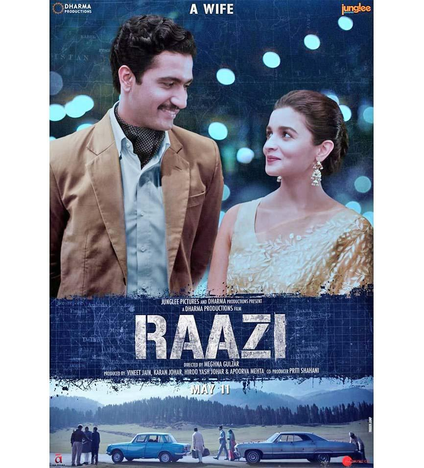 <p>A real-life story inspired this blockbuster film about an Indian spy who marries a Pakistani army officer to relay news about an impending attack against India. </p>