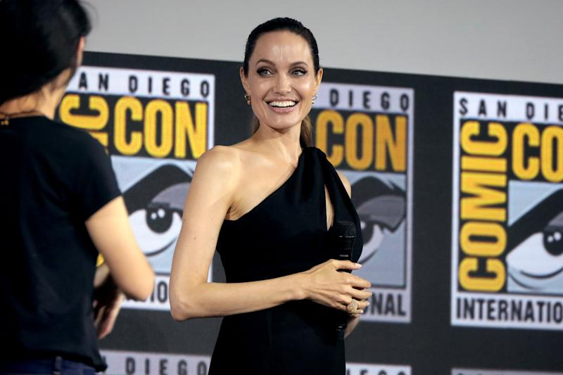 Angelina Jolie to grace red carpet at Maleficent: Mistress of Evil premiere
