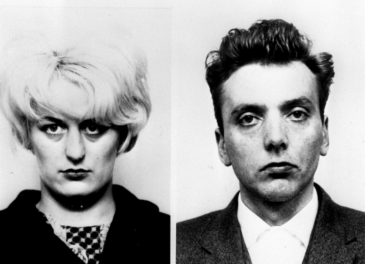 Myra Hindley and Brady tortured and murdered five children before they were caught (PA)