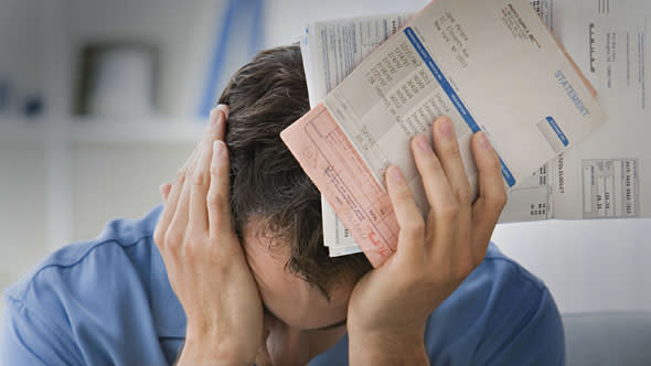 Coping with unexpected bills