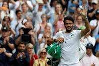 Matteo Berrettini's biggest love ahead of tennis is his family and he was delighted his parents and younger brother Jacopo were able to be present to watch him become the first Italian to reach a Wimbledon singles final