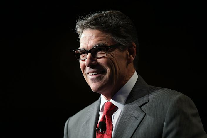 Perry&amp;nbsp;announced he was <a href=&quot;http://www.huffingtonpost.com/entry/rick-perry-ends-presidential-campaign_55f3427ee4b063ecbfa46be7&quot;>ending his campaign</a>&amp;nbsp;on Sept. 11, 2015.
