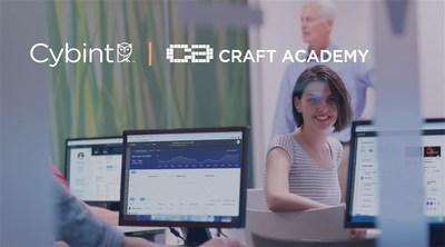 Sweden's leading coding bootcamp, Craft Academy, and international cyber education leader Cybint are partnering to launch the Cybint Bootcamp in Sweden