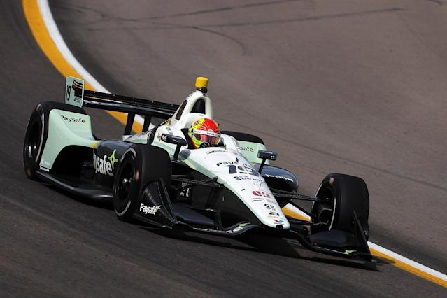 Fittipaldi starts recovery, plans Mid-Ohio return