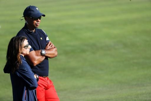 <p>Woods, Els confirmed as 2019 Presidents Cup captains</p>