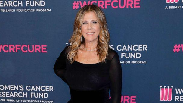 PHOTO: In this Feb. 27, 2020, file photo, Rita Wilson attends The Women's Cancer Research Fund's Unforgettable Evening 2020 in Beverly Hills, Calif. (Tibrina Hobson/WireImage via Getty Images)