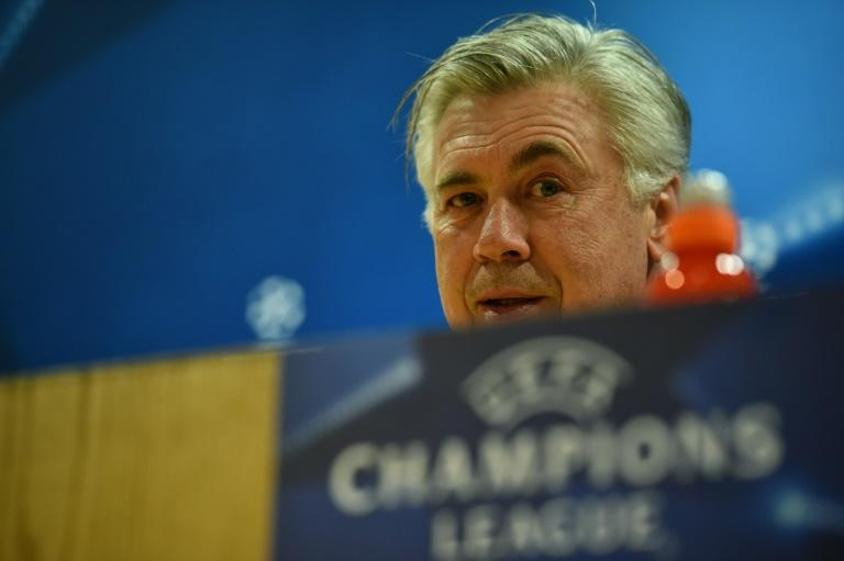 Bayern Munich coach Carlo Ancelotti will go head-to-head with his former club Real Madrid in the Champions League quarter-finals