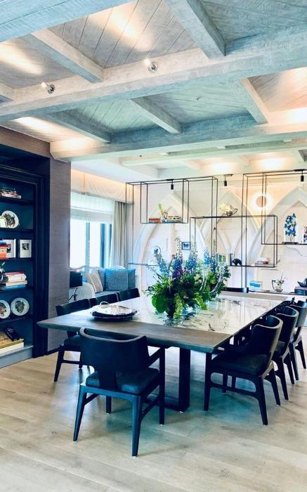 Sussanne's dinning room