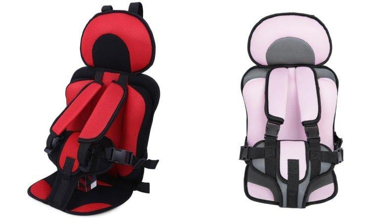 Help keep older kids safely seated in the Strap&Safe seat.